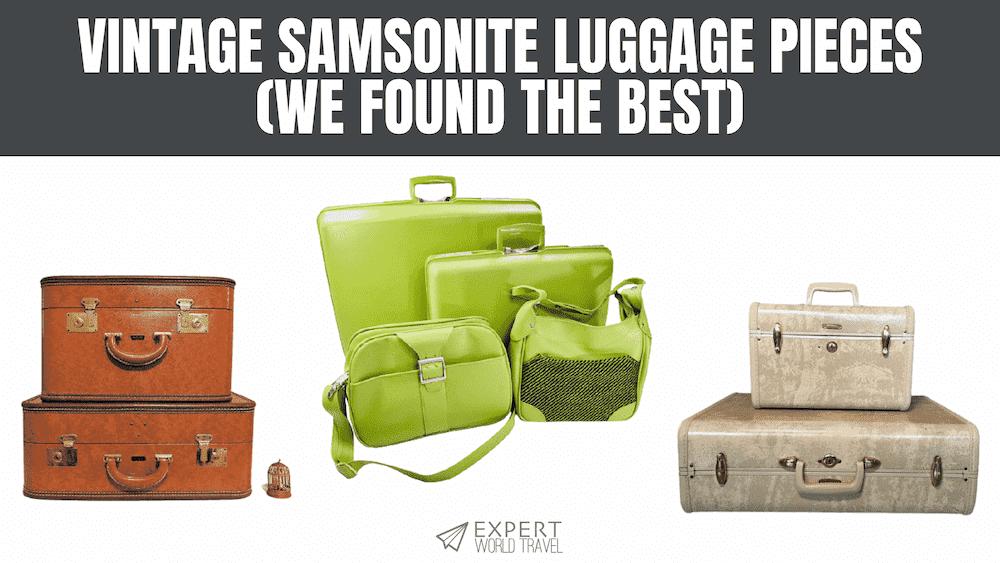 Samsonite Travel Case Samsonite Luggage Samsonite Train Case Samsonite Silhouette Train Case Samsonite Make Up Case
