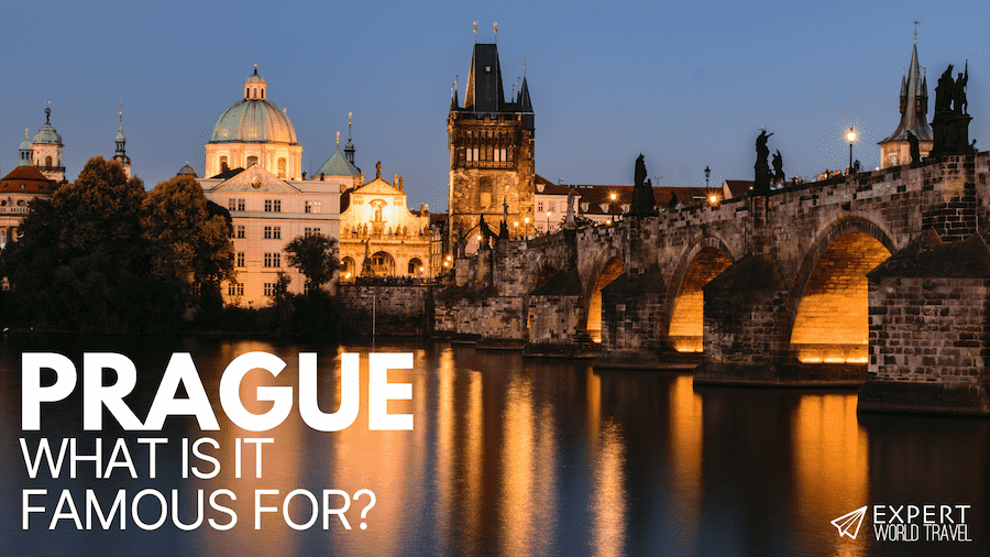 what is prague famous for