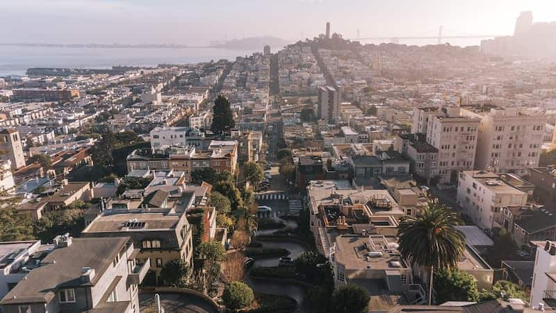 what is san francisco known for