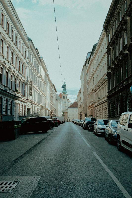 Vienna Street Parking