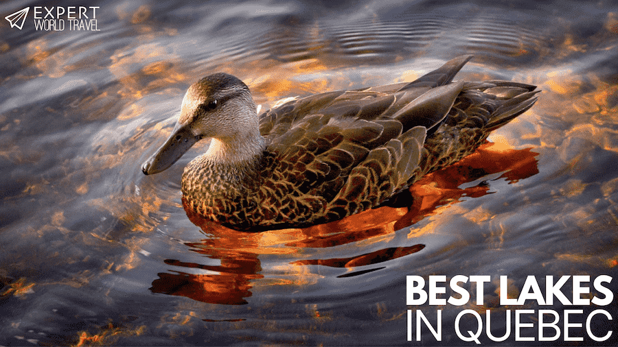Best Lakes in Quebec
