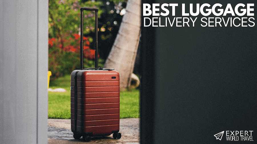Best Luggage Delivery Service