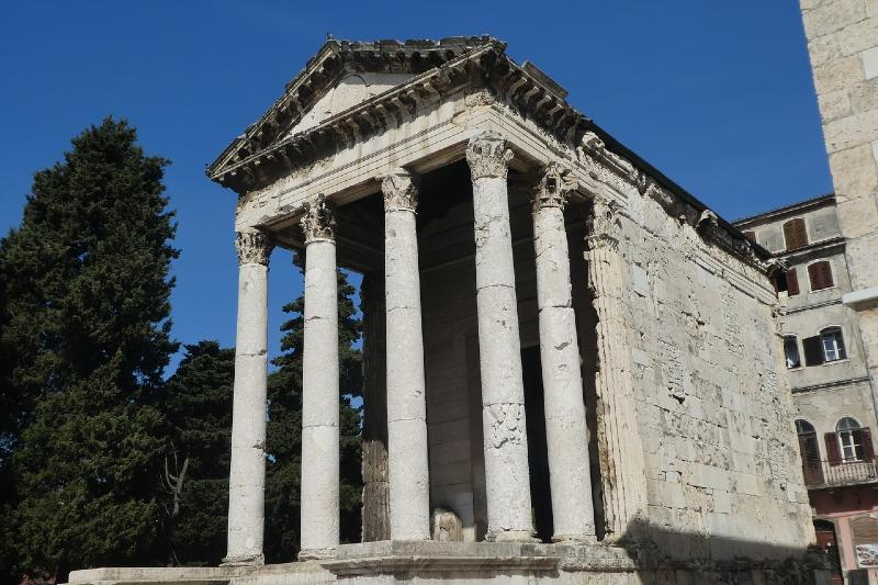 Pula Ruins
