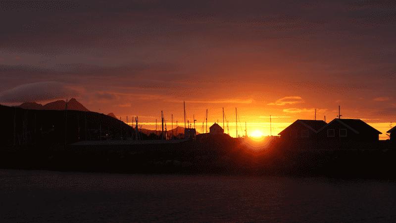 Midnight Sun Bodø