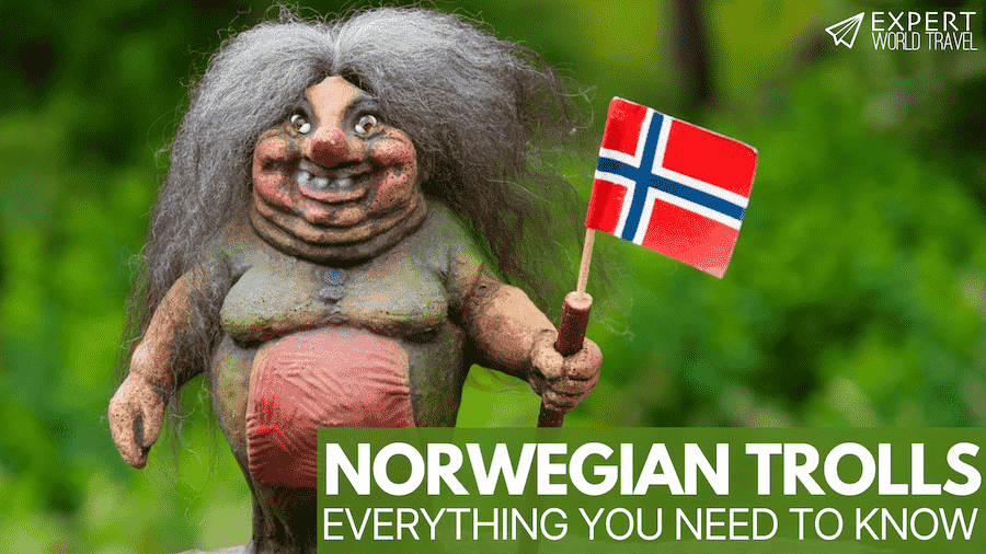 everything you need to know about Norwegian trolls