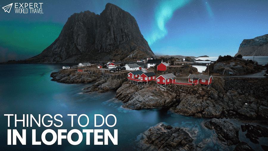 things to do in Lofoten