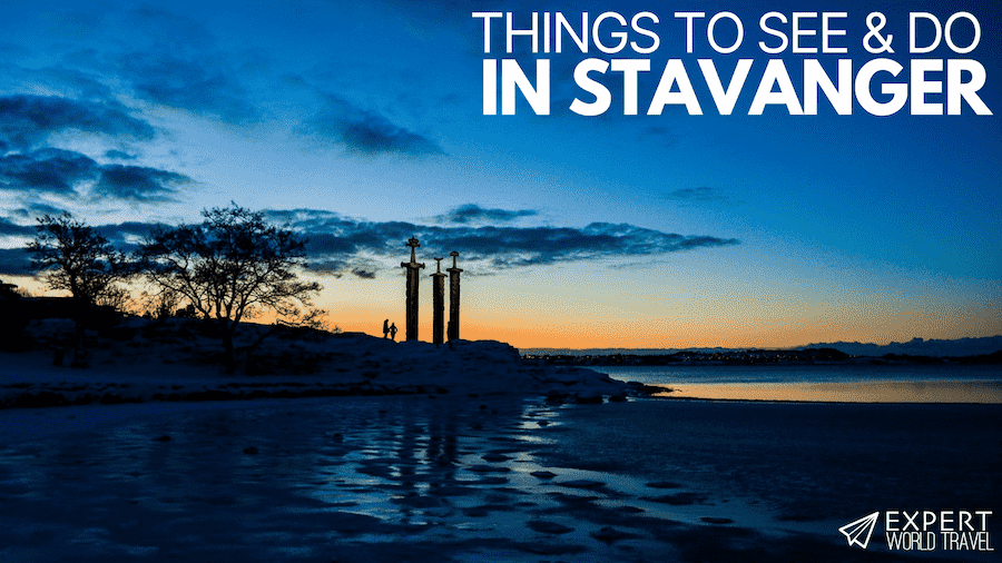 things to see and do in Stavanger
