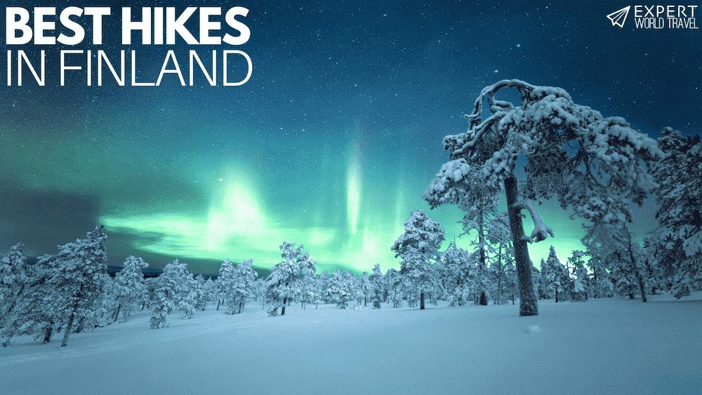 best hikes finland