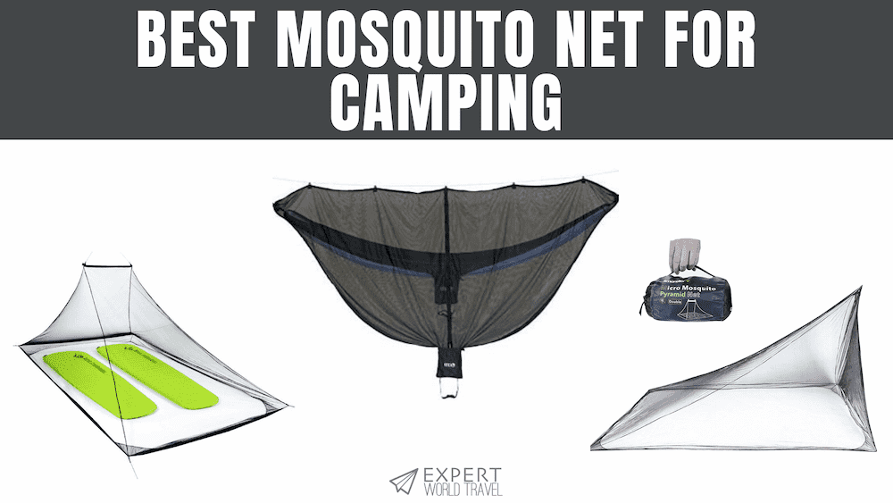 best mosquito net camping