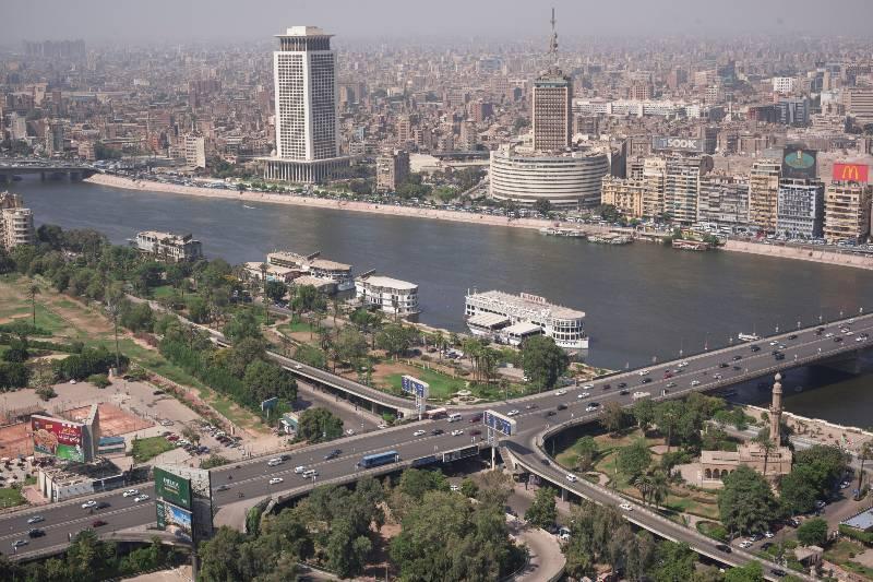 Cairo River Nile