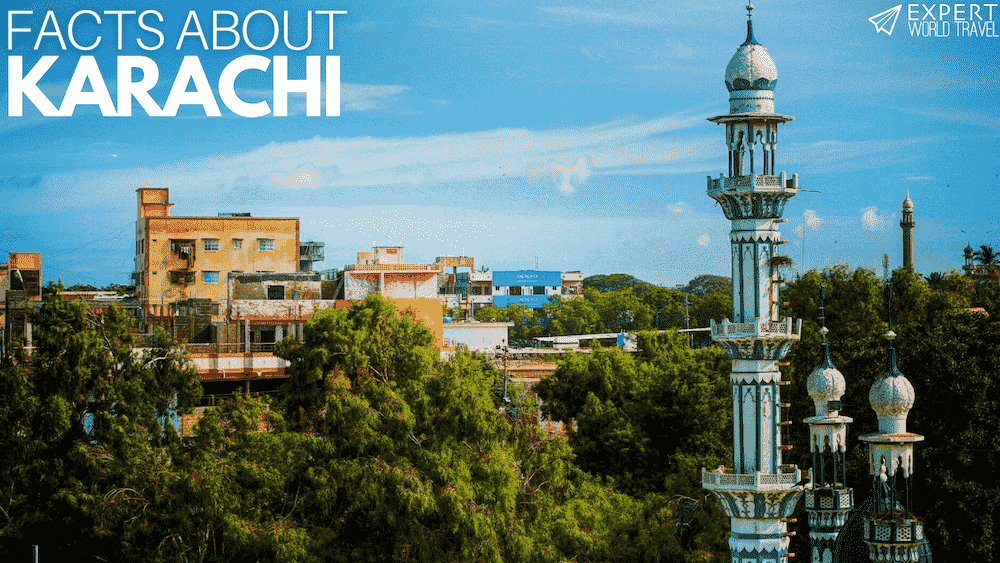 facts about karachi