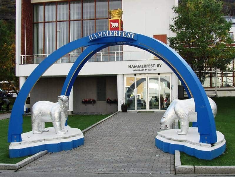 Hammerfest Polar Bear Society