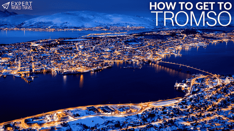 how to get to tromso