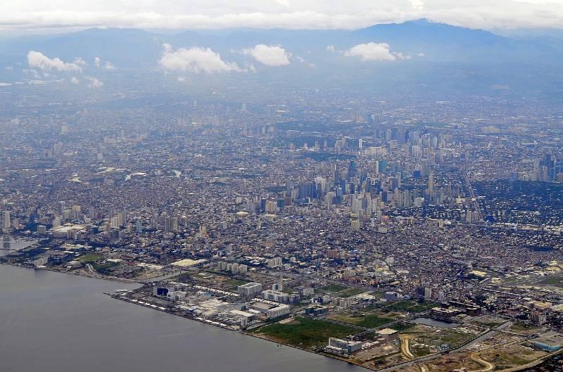 Manila Aerial