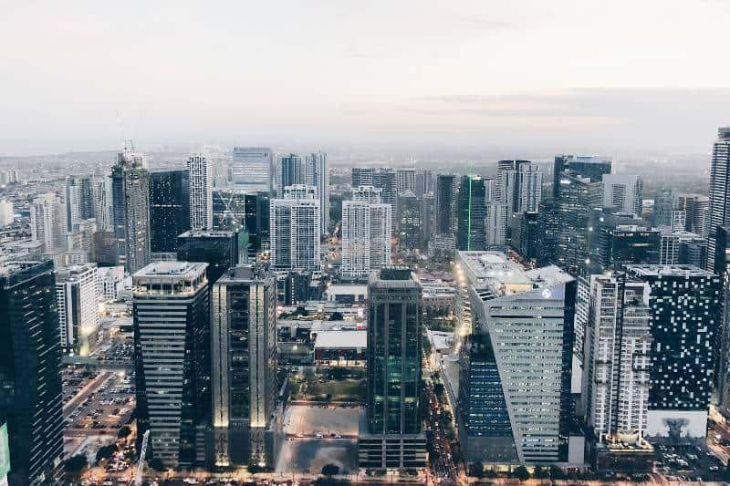Manila Skyscrapers