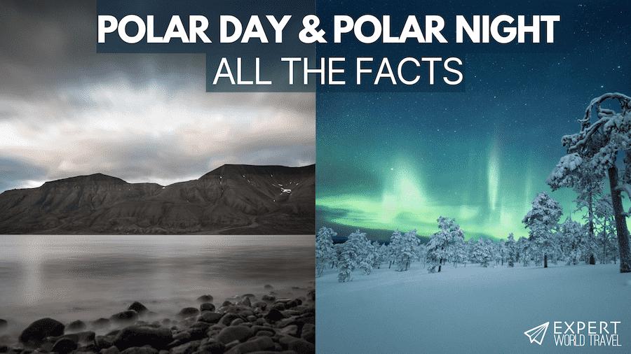 polar day and polar night