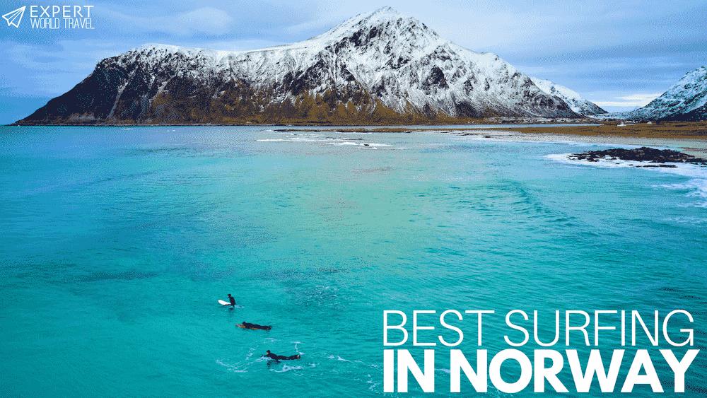best surfing norway