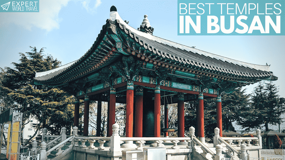 best temples in busan