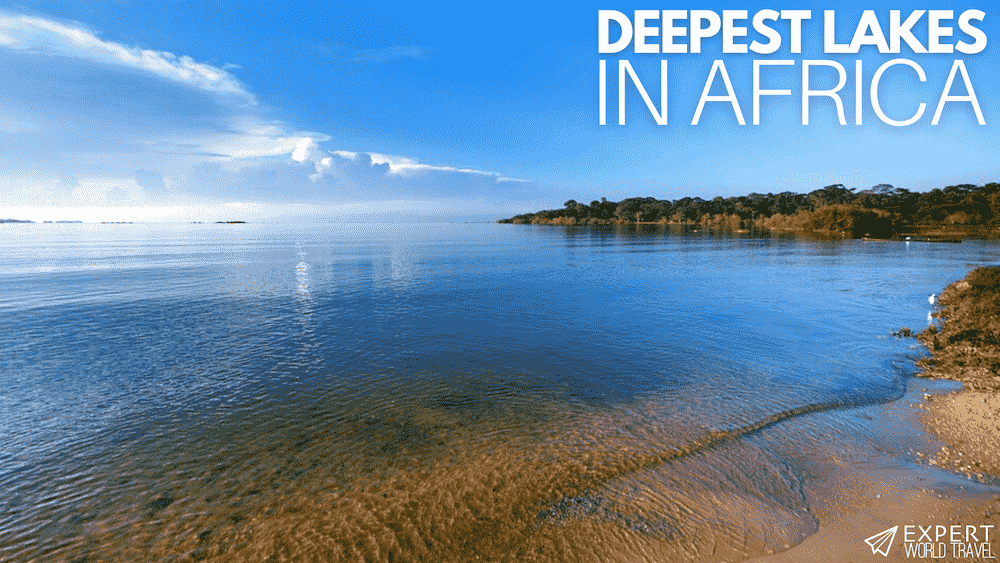deepest lakes africa