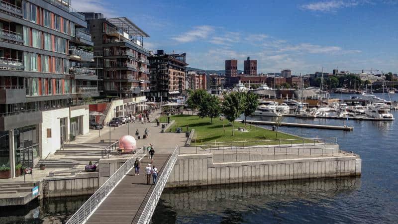 Oslo Aker Brygge