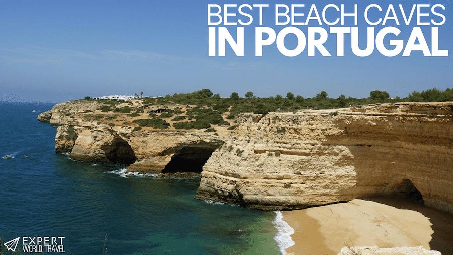 best beach caves in portugal