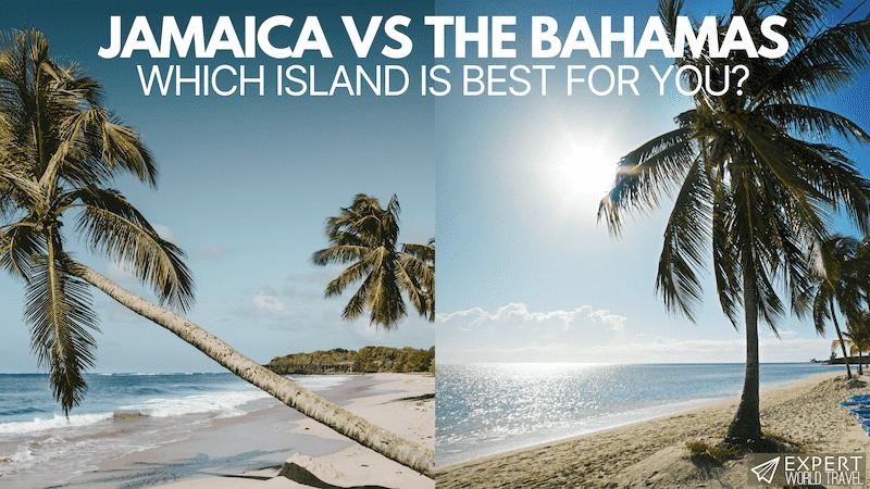 jamaica vs the bahamas