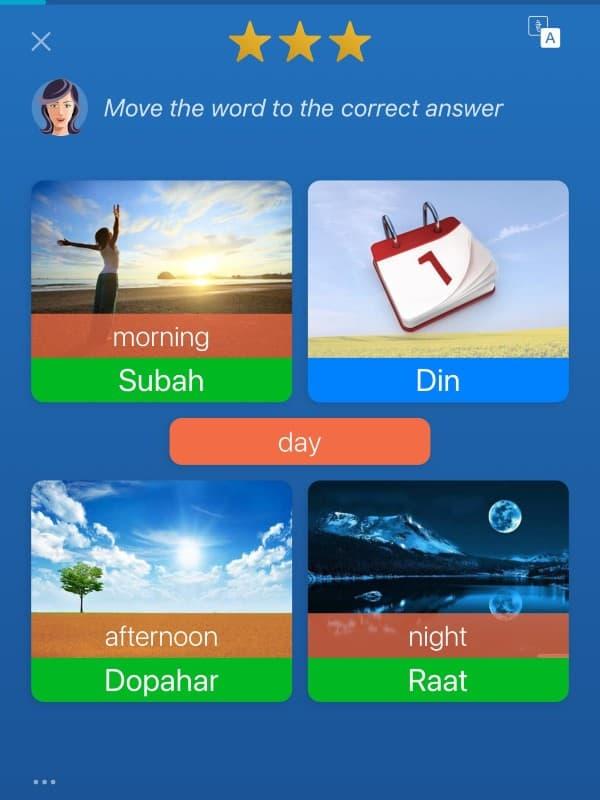 Mondly Hindi